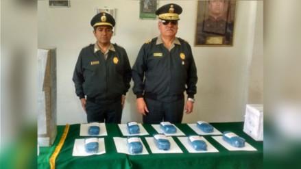 Incautan cerca de 100 kilos de alcaloide de cocaína en Juliaca