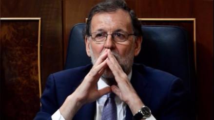 Congreso español rechaza de nuevo reelección de Rajoy como jefe de Gobierno