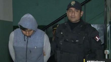 La policía arrestó a dos delincuentes luego de una balacera en Ventanilla