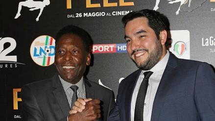 VIDEO: Peruano fue encargado de producir película sobre Pelé