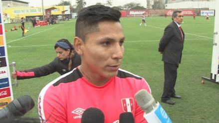 Raúl Ruidíaz: