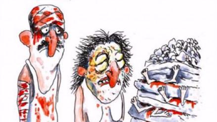 Una caricatura de Charlie Hebdo sobre el terremoto indigna a Italia