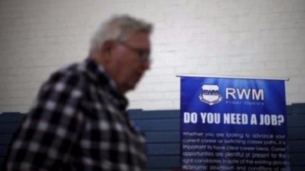 Empleo en EE.UU. se desaceleró más de lo previsto en agosto