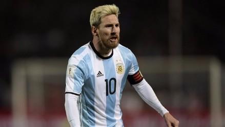 Lionel Messi no jugará ante Venezuela por inflamación en el pubis