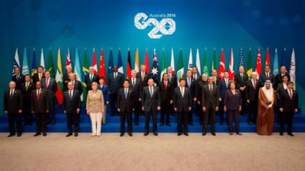 ¿Qué es el G-20 y qué países lo componen?