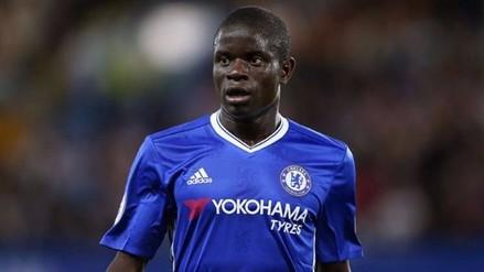 N'Golo Kanté rechazó al Manchester United antes de fichar por el Chelsea