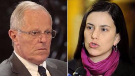 Verónika Mendoza criticó el plan económico del gobierno de PPK