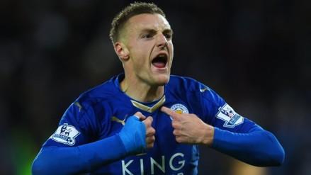 Leicester City: Jamie Vardy reveló el motivo por el cual no llegó a Arsenal