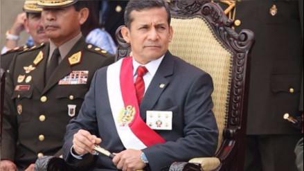 Ollanta Humala gastó más en compras militares que Toledo, García y Paniagua