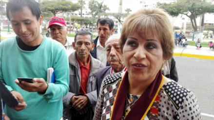 Alcaldesa del Santa denuncia haber recibido amenazas