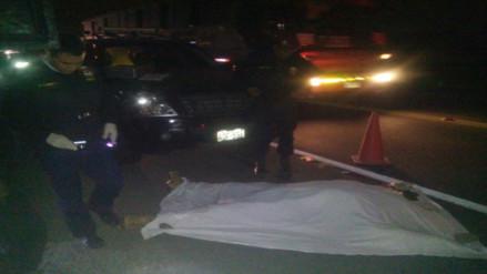 Desconocidos asesinan a ciudadano colombiano en Cañete
