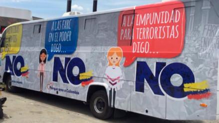 Colombia: Álvaro Uribe inicia gira para el