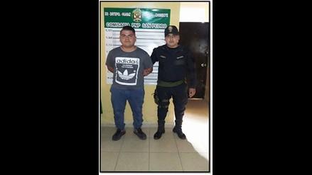 Chimbote: policías son agredidos con botellas y sillas