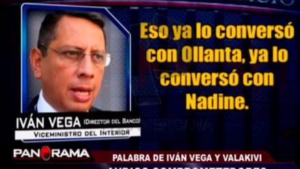Difunden audio sobre una presunta injerencia de Nadine Heredia