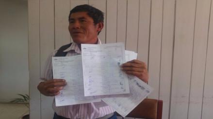 Promotor de revocatoria de alcalde de Cura Mori denuncia agresión