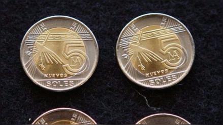 Así de Claro: ¿Son falsas las monedas de 5 soles del 2015?