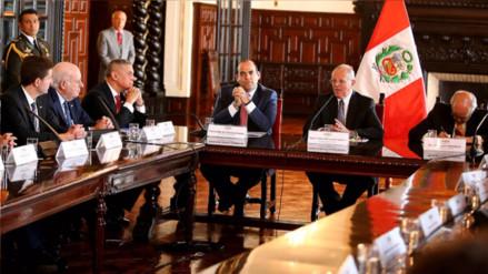 """""""Ante adversidades de la economía global debemos afianzar la unión con Chile"""""""