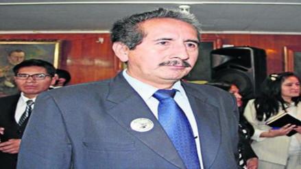 JNE suspende por un mes a alcalde provincial de Satipo