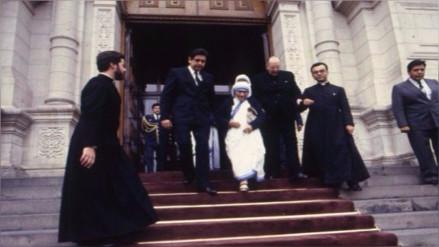 Así de Claro: ¿Qué legado dejó la Santa Teresa de Calcuta en Perú?
