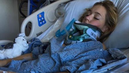 Facebook: quedó en coma etílico y su madre compartió sus fotos para concientizar