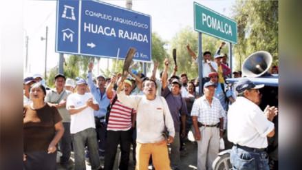 Declaran ilegal paralización de trabajadores de la agroindustrial Pomalca