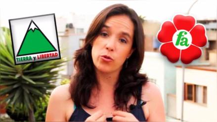 Tierra y Libertad sacó a Marisa Glave del comite de Frente Amplio