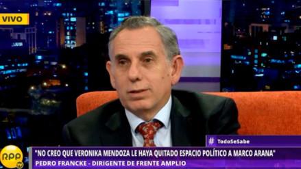 Pedro Francke: