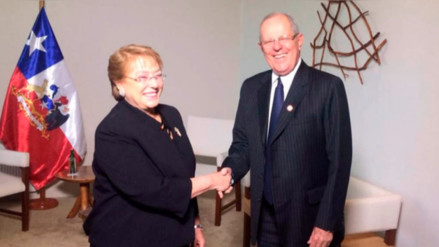 PPK acepta invitación de Bachelet para realizar visita oficial a Chile