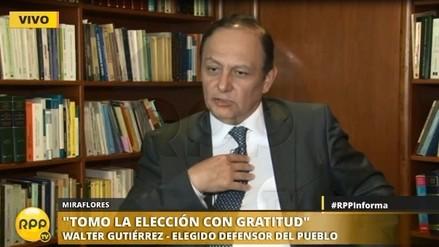 Walter Gutiérrez al Frente Amplio: