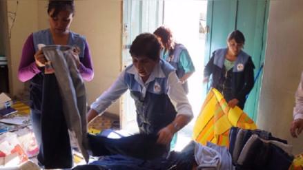 Hallan a seis menores en abandono en precaria vivienda en Polobaya