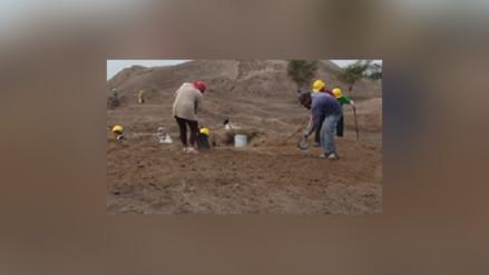 Hallan tumba, horno orfebre y arquitectura en complejo de Luya en Tumán