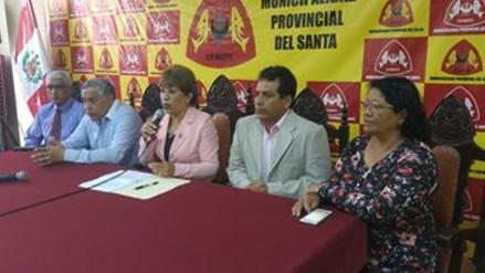 Chimbote: califican de irresponsable declaraciones de Valentín Fernández