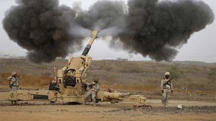EE.UU. ganó 115 mil millones de dólares por venta de armas a Arabia Saudita