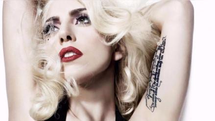 """Lady Gaga anuncia regreso con portada de """"Perfect Illusions"""""""
