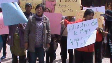 Juliaca: realizan plantón por supuesta negligencia médica en EsSalud