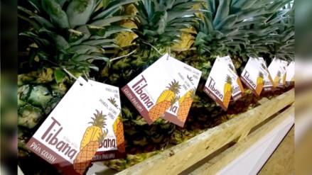 Satipo: productores exportarán más de 120 toneladas de piña a España