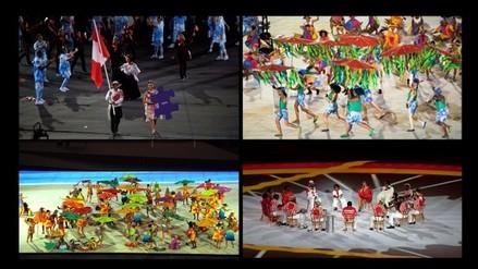 Juegos Paralímpicos: revive la ceremonia inaugural en el Estadio Maracaná