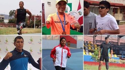 Juegos Paralímpicos: conoce a los peruanos que participan