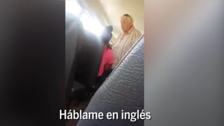 Facebook: conductora de bus humilla a un alumno por hablarle en español