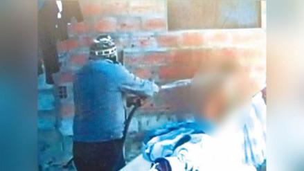 Piden prisión preventiva para sujeto que castigó con crueldad a su hijo