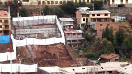 Alcalde del Cusco exige salida de constructora de hotel cinco estrellas