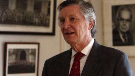 Carlos Pareja Ríos es el nuevo embajador de Perú en Estados Unidos
