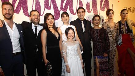 'Margarita': así se vivió el avant premiere de la película