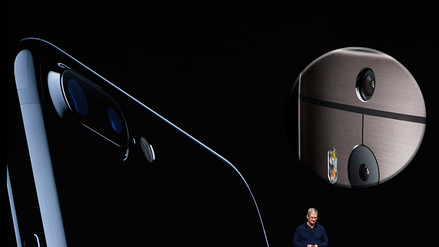 Fotos: Cinco características del iPhone 7 que ya vimos en teléfonos Android