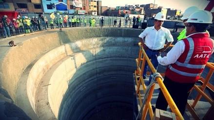 MTC firma entrega de terrenos para las estaciones de la Línea 2 del Metro de Lima