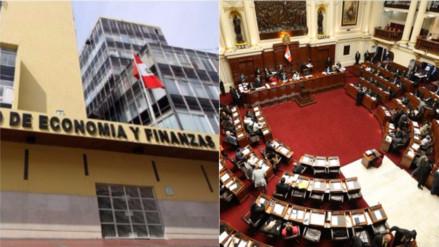 El MEF busca impulsar estas medidas con las facultades legislativas
