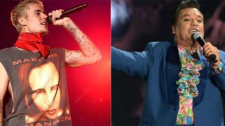 Justin Bieber también está afectado por la muerte de Juan Gabriel