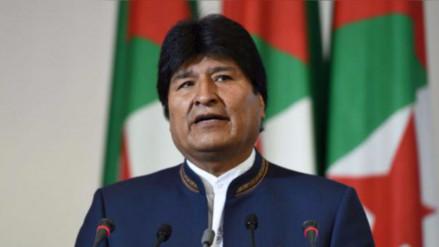 """Ministro chileno a Evo Morales: """"La diplomacia no se hace por Twitter"""""""