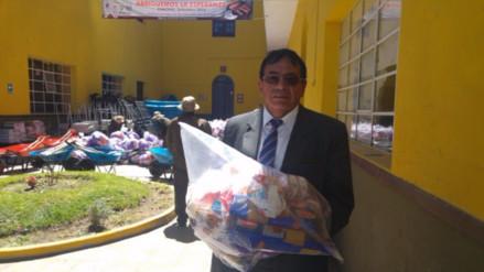 Distribuirán ayuda humanitaria en Castilla