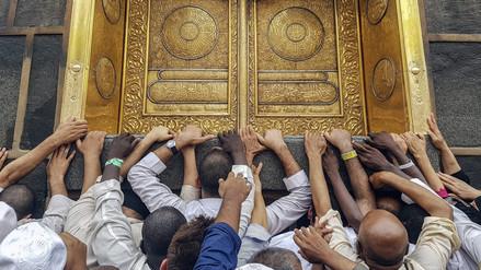 Cientos de miles de musulmanes inician la peregrinación a La Meca